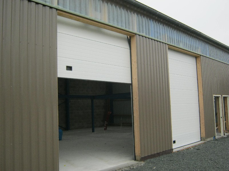 motorisation porte garage à Plaintel (22) | ASM Fermetures