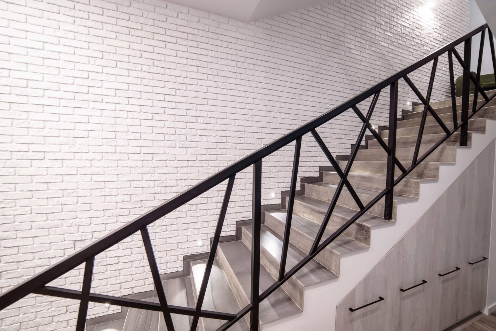 escaliers sur mesure à Plaintel (22) | ASM Fermetures