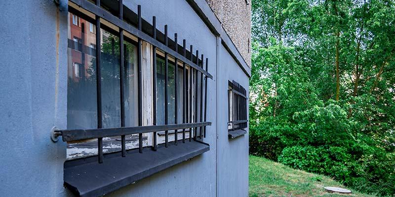 montage grille de défense à Plaintel (22) | ASM Fermetures