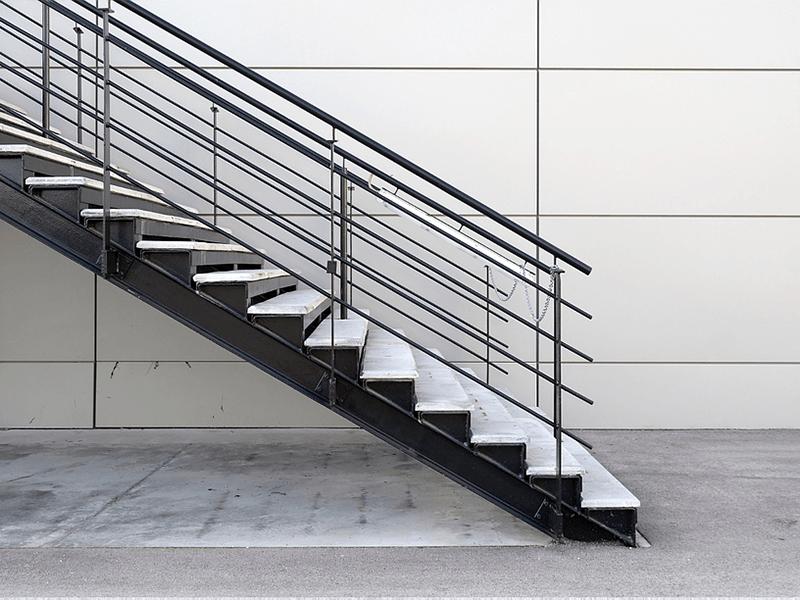 garde-corps escaliers à Plaintel (22) | ASM Fermetures