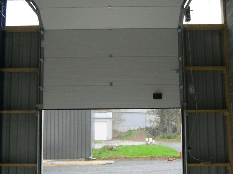 Porte sectionnelles près de Plaintel (22) | ASM Fermetures