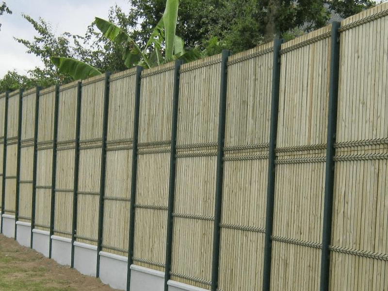 montage clôture à Plaintel (22) | ASM Fermetures