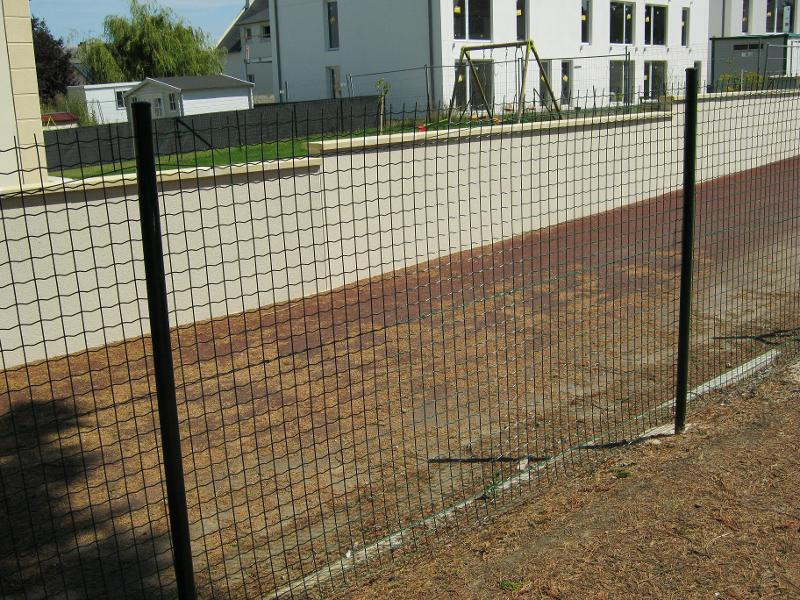 clôture métallique à Plaintel (22) | ASM Fermetures
