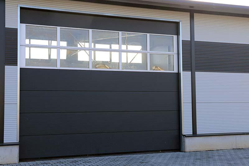 portes sectionnelles industrielles à Plaintel (22) | ASM Fermetures