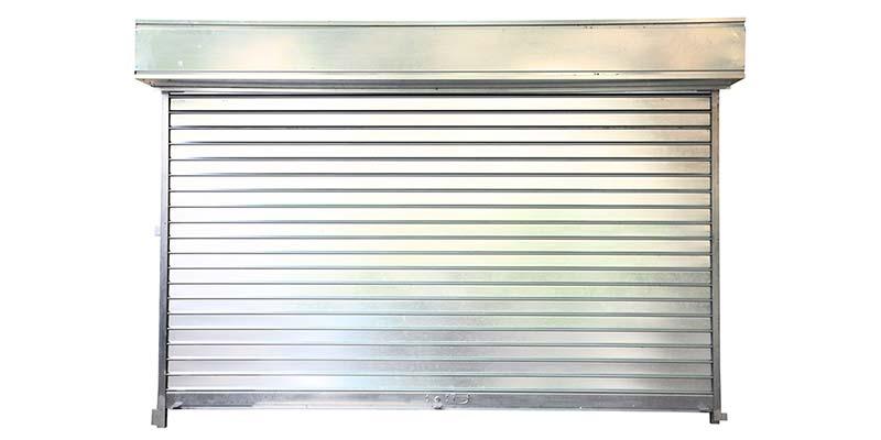 rideaux métalliques à lames combinées à Plaintel (22) | ASM Fermetures